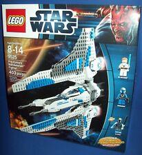 LEGO 9525 STAR WARS ~ Pre Vizsla's Mandalorian Fighter ~403pc NEW SEALED Retired