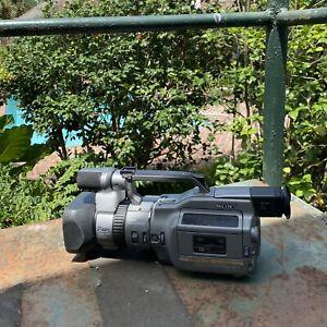 sony dcr-vx1000 Camcorder Handycam vx1000 - Grey