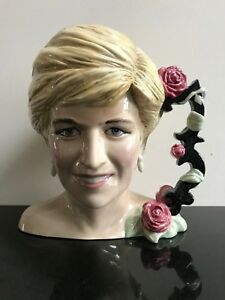 LADY DIANA PRINCESS    Toby Jug  DIANA this is no 48 limited edition of 500