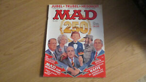 MAD WILLIAMS VERLAG 250 - TIEFPUNKT L.A. - GUTER ZUSTAND