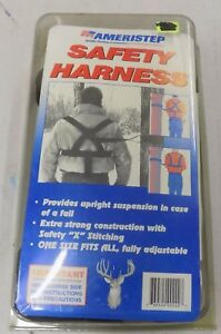 Ameristep Safety Harness 4 Varieties USA (Select One) NIP