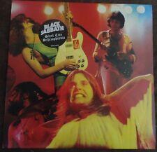 Black Sabbath-Steel City Schizophrenia Vinyl LP NEW Ozzy Osbourne M/M 76/78 TMOQ