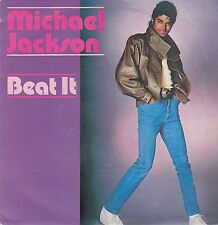 Michael Jackson-Beat It vinyl single