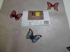 K2 -by Holden Vinyltapete glänzende Schmetterlinge 0 /meter 11531