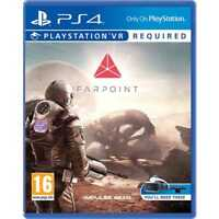 Farpoint Game PS4 (PSVR Required) - MINT - 1st Class FAST Delivery