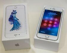 Apple iPhone 6s 32GB A1688 Silver  (Unlocked) CDMA   GSM) - Cracked screen