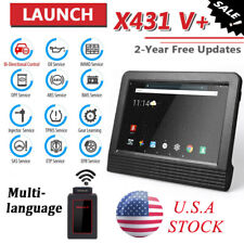 Launch X431 V+ V plus OBDII Automotive Scanner OBD2 Auto Diagnostic Tool