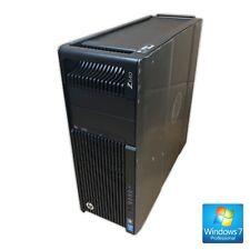 HP Z640 Workstation 2 x Xeon E5-2609v3 8GB DDR4 ECC FirePro v3800
