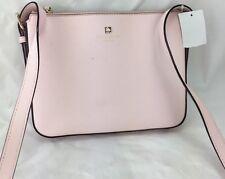 Kate Spade Charlotte Street Pink Irini Leather Cross Body Bag $198 ns9/13