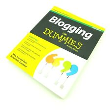 Blogging for Dummies 5th Edition Amy Lupold Blair Susannah Gardner A Wiley Brand
