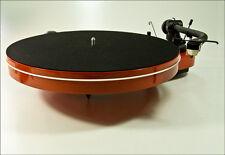 Analogis Mat Five Karbon-Filz-Mix Plattenteller-Auflage-Matte NEU Slipmat 5 NEW