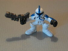 Galactic Heroes Clone Trooper Azul Figura-Nuevo-Loose-Star Wars (gmt07)