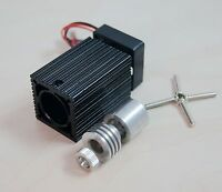 Focusable Industrail Laser Module Host for Φ5.6mm Laser Diode w/h Cooling Fan