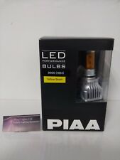 PIAA 2800K 9006 9005 HB4 HB3 Yellow High Output LED Conversion Kit Twin Pack