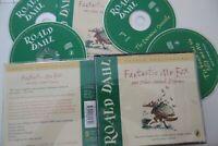 Roald Dahl Fantastic Mr Fox Esio Trot Enormes Cocodrilo Jirafa Pelly Me 4 CD