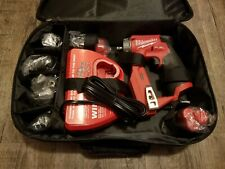 New ListingMilwaukee 2505-22 M12 Fuel Brushless Installation 4-in-1 Drill Driver Kit