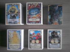 LEGO NEXO KNIGHTS SERIE 2 TCG Trading Card Game 5 BASIS-KARTEN aussuchen wählen
