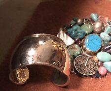 SILPADA B2460 Sterling Silver Live Large Cuff Bracelet  $399 Retail New