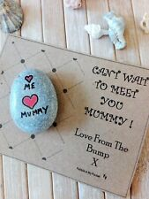 Mothers gift Mummy keepsake present from the bump congratulations pregnancy