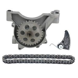 Oil pump + Timimg Chain + Tensionner VW Seat Skoda Audi 1,4-1,6 TSI / TFSI / FSI