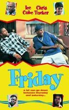 Friday 11x17 Mini Poster Ice Cube Chrs Tucker
