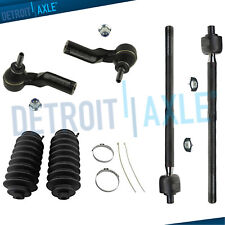 2004 - 2008 2009 2010 2011 Volvo V50 S40 C30 - 6pc Inner & Outer Tierods + Boots