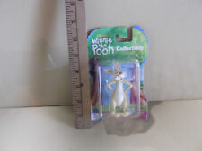 """Disney Winnie the Pooh 3.5""""in The Rabbit Figure/Cake Topper Fisher Price"""