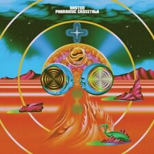 New listing RHYTON-PHARAONIC CROSSTALK VINYL LP NEW