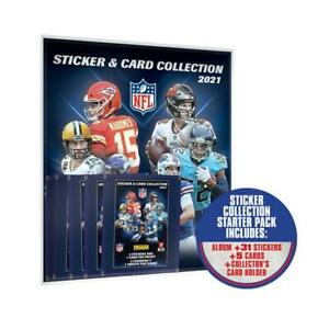 Panini NFL 2021 Sticker & Card collection - Starter Pack