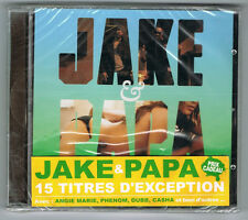 JAKE & PAPA - AFRICAN DRUMS - CD 15 TITRES - 2011 - NEUF NEW NEU
