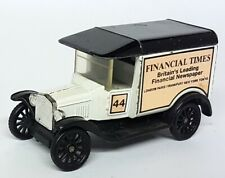 Matchbox 1/52 Scale 44 1921 Model T Ford Financial Times Van China Diecast Model