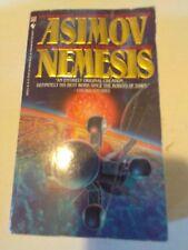 isaac asimov nemesis novel