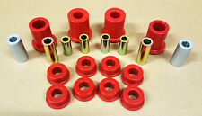 Prothane SC300 SC400 Supra Front Upper & Lower Control Arm Bushing Kit (RED)