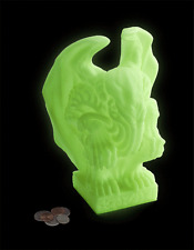 "Cthulhu Idol Glow in the Dark Vinyl Figure Bank 8"" Statue HP Lovecraft New"
