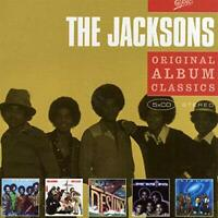 Jacksons The - Original Album Classics [CD]