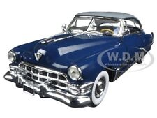1949 CADILLAC SERIES 62 DARK BLUE 1/32 DIECAST MODEL BY SIGNATURE MODELS 32422