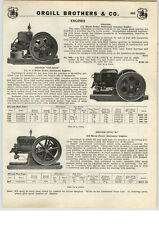 1939 Paper Ad Stover Hit & Miss Stationary Engine Gas Gasoline Vertical