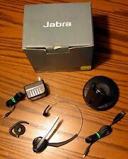 JABRA GN9330e 2007 WIRELESS HEADSET SOLUTION SET 9327-509-505 IN ORIGINAL BOX