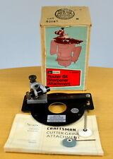 New listing Sears Craftsman Router Bit Sharpener Attachment 9 66501