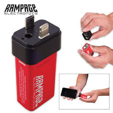 9 Volt Battery Cell Phone/Device Charger Adapter Power Bank 9V - Survival BUGOUT