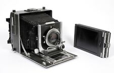 Linhof Technika III 5X7 Camera with Fuji 210mm lens + Holders