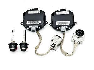 2x New OEM for 06-14 Subaru Impreza STI WRX Xenon Ballast Igniter HID D2S Bulb