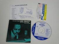 Bud Powell / The Amazing Scene Chnages (TOCJ-9004) CD Giappone + Obi