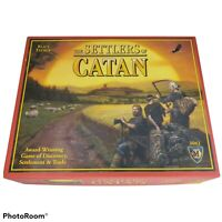The Settlers of Catan 3061 Board Game Mayfair 2007 - 97% Complete