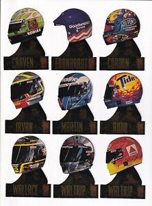 1996 VIP HEAD GEAR DIE-CUT #HG3 Jeff Gordon SCARCE & SWEET!