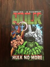 Hulk No More, Vol 3, Marvel, New