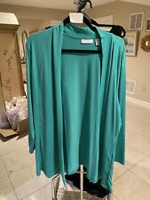 Susan Graver Lightweight Cardigan  Size 2x ( E28)