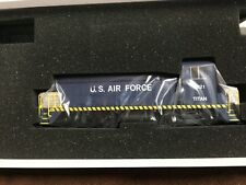 HO 1:87 BLI EMD SW 7, US AIR FORCE TITAN #202 DCC & SOUND NEW IN FACTORY BOX