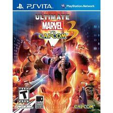 Ultimate Marvel Vs Capcom 3 PlayStation Vita For Ps Vita Fighting 1E