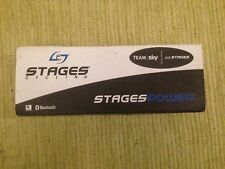 Stages Cycling Power Meter Shimano XT M780 manivelles 175 mm